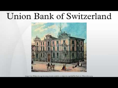 Union Bank of Switzerland