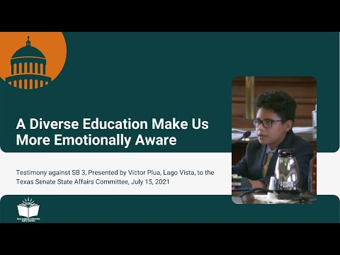 A Diverse Education Make Us More Emotionally Aware – Student Testimony
