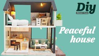 DIY Miniature Duplex Apartment…