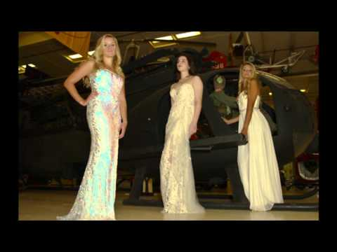 Fashion Shoot at the American Helicopter Museum, Brandywine Airport, PA