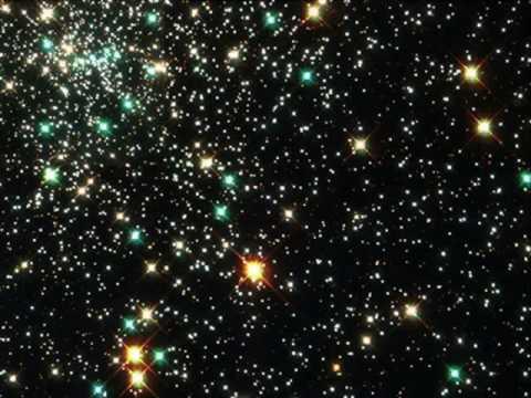 La beauté de l'espace