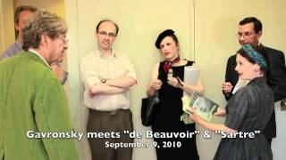 An Interview with Serge Gavronsky Thumbnail