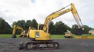 3269 Komatsu PC138US 8 Excavator