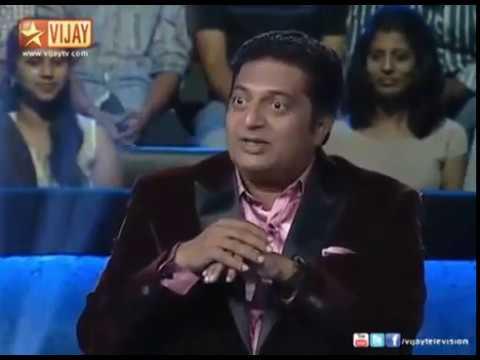 PrakashRaj about ajith