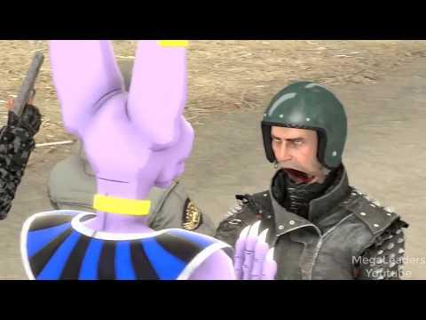 Funny pubg animation (goku in pubg)