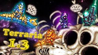 terraria 1.3 - Лучшая броня для каждого класса