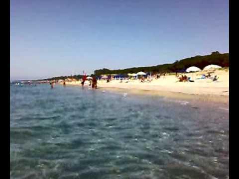Mare Jonio - Spiaggia del Villaggio Carrao di Cropani Marina (CZ) -  Estate 2009
