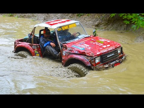 Check-In & First Day Of 'Wheeling' - Part One of Ultimate Adventure 2015!
