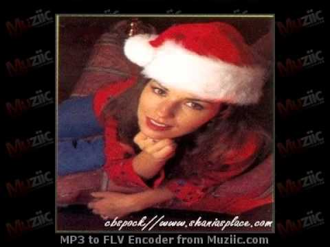 Shania Twain - All I Want For Christmas Is You.