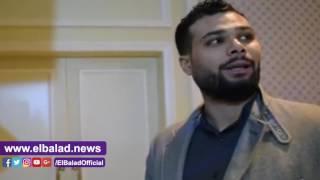 أحمد عبد الله محمود: ظهوري سيكون مفاجأة في رمضان المقبل بمسلسل «الأب الروحي» .. فيديو
