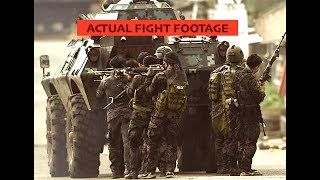 Marawi Clash part 2. ACTUAL FIGHT FOOTAGE (HD Quality)