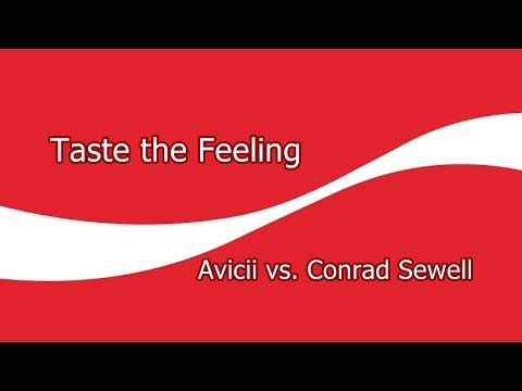 Avicii vs. Conrad Sewell-Taste the feeling- magyar ford. Coca Cola (foci E.B.) 2016
