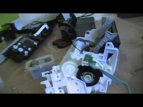 Mantenimiento Y Limpieza A Una Impresora Canon Mp250 Doovi
