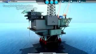 Oil Platform Simulator by Program-Ace