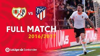 Full Match Valencia CF vs RCD Espanyol LaLiga 2016/2017