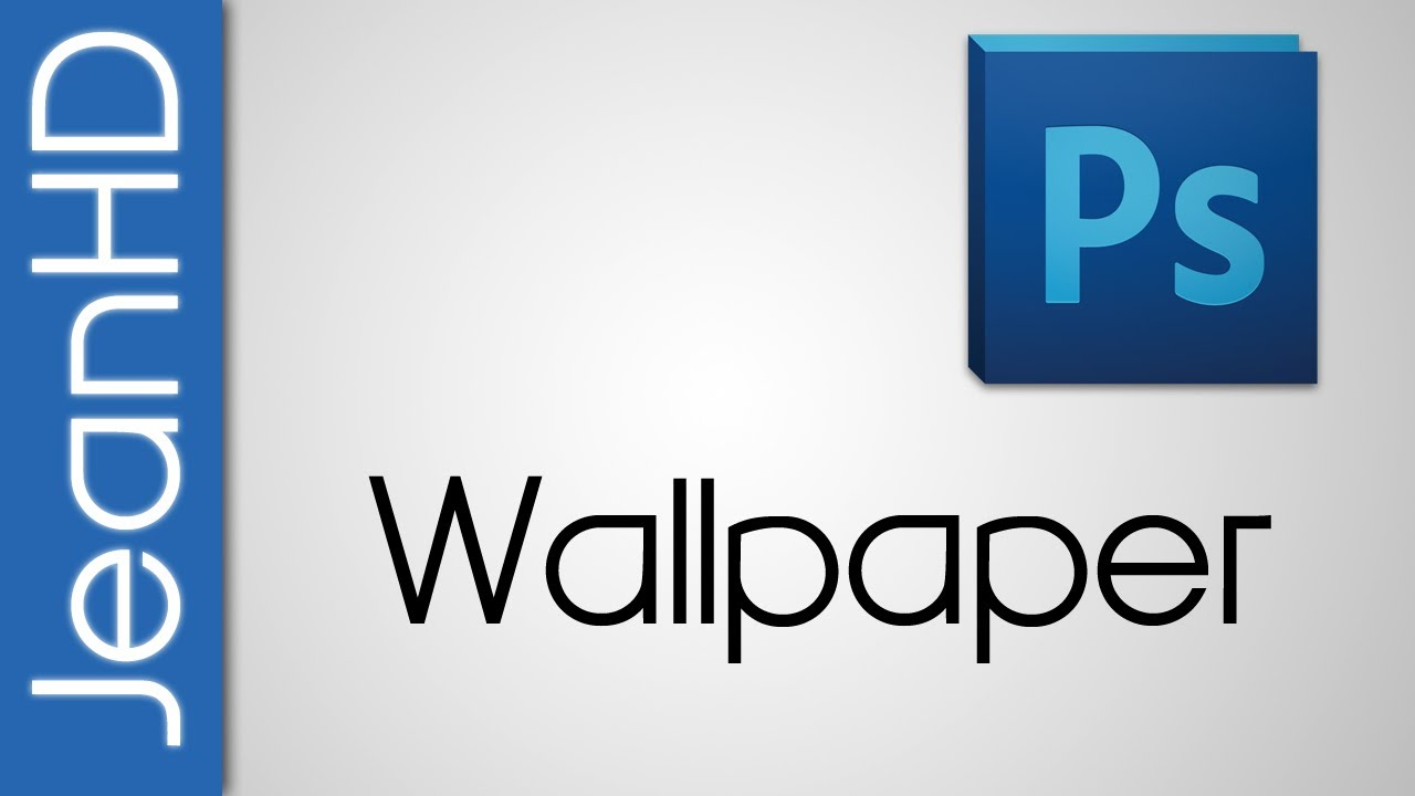 Wallpaper erstellen anf nger photoshop tutorial youtube - Wallpaper erstellen ...
