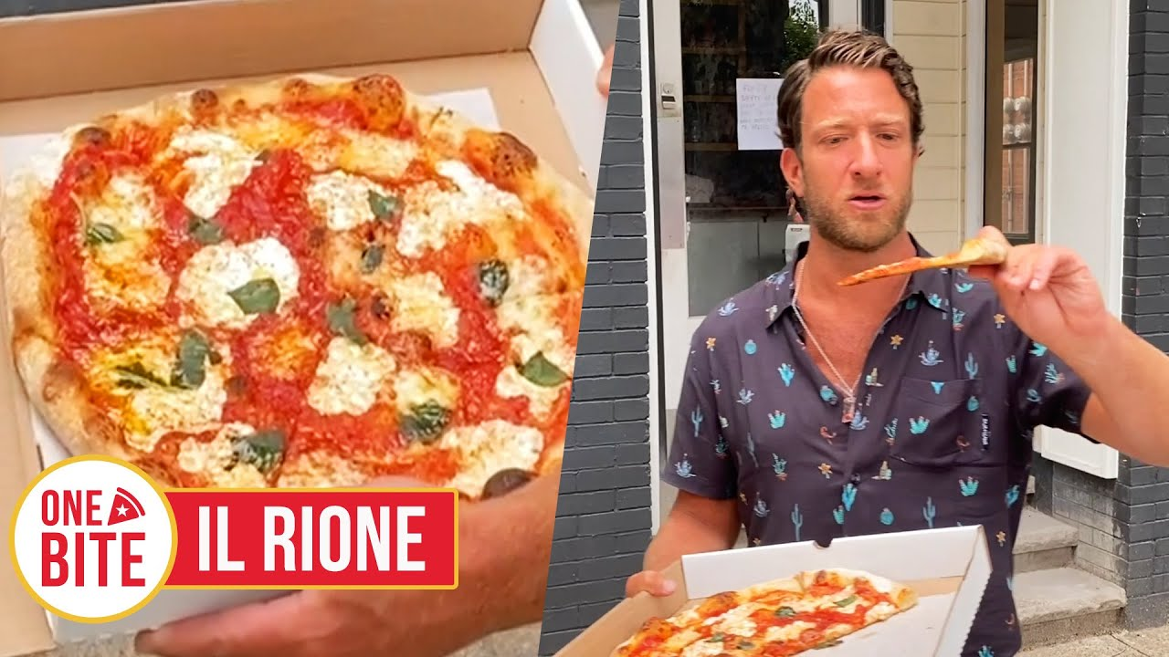 Barstool Pizza Review - Il Rione (Cleveland, OH)