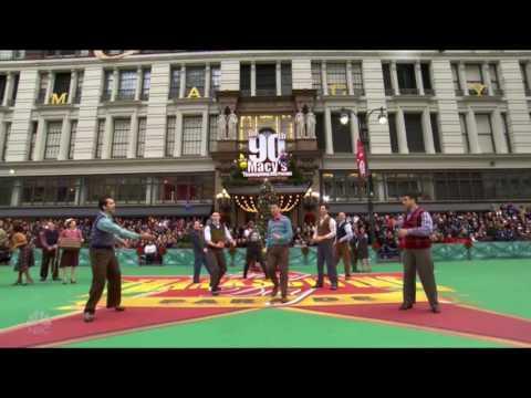 Holiday Inn - Macy's Thanksgiving Day Parade 2016