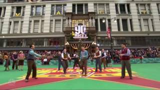 Holiday Inn - Macy's Thanksgiving Day Parade 2016