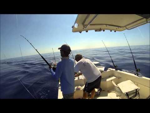 GoPro HD Hero 3 - Offshore Fishing Charleston, SC (Mahi Mahi)