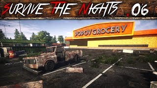 Survive The Nights #006 | Verlassene Siedlung mit Supermarkt | #STN Let's Play Gameplay Deutsch thumbnail