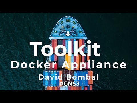 GNS3 Talks: Networker Toolkit Docker appliance: Easy WWW, FTP, TFTP, syslog, DHCP, server! Part 2