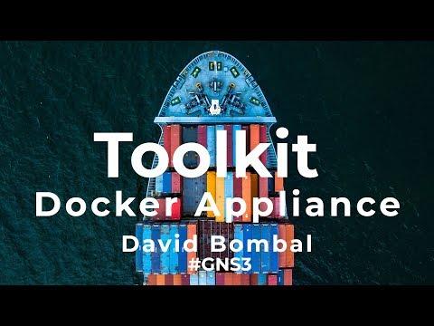 GNS3 Talks: Networker Toolkit Docker appliance: Easy WWW