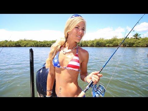 Inshore Saltwater Fishing With Devon, 14, & Landon, 7, Jupiter, FL