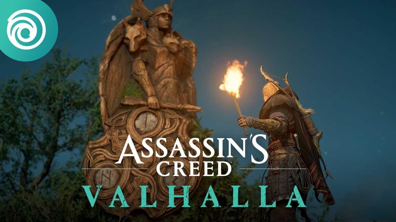 Assassin's Creed Valhalla: Meisterherausforderung - kostenloses Update