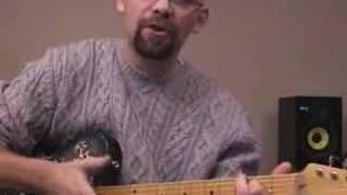 ThreeChordGuitar.com: 1000 miles from nowhere Guitar Lesson