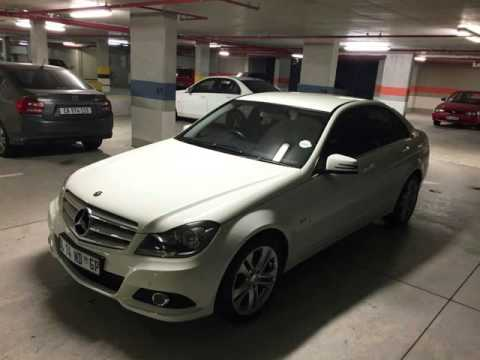 2011 MERCEDES-BENZ C-CLASS C200 CGI BE AVANTGARDE Auto For Sale On Auto  Trader South Africa