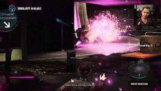 InFAMOUS first light gameplay part 4