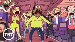 Regreso al futuro | Rick y Morty | TNT