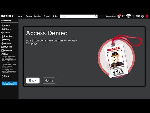 This Happens When You Get IP Banned On Roblox!