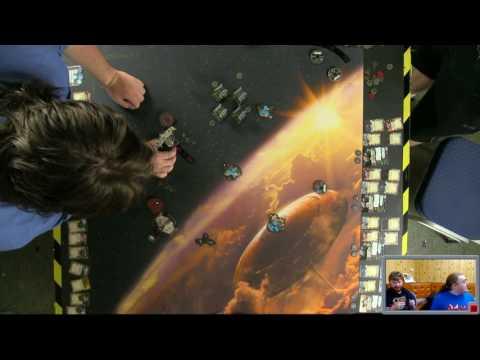 X-Wing - Flight Night - 19/07/2017 - Game 1