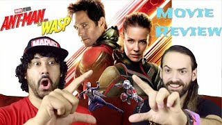 Ant-Man and The Wasp - MOVIE REVIEW!!!