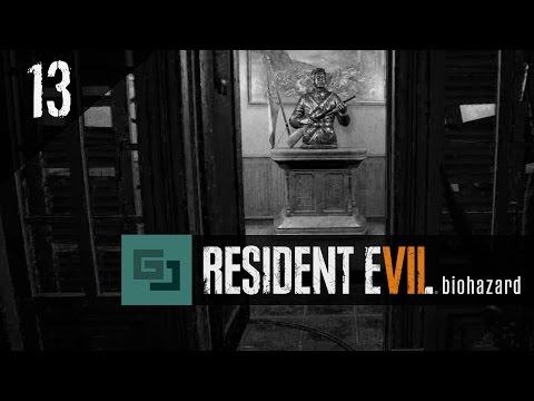 Resident Evil 7 #13 - Ernstes Wort mit Vati... | GamesJump | Let's play RE7 [DEUTSCH]