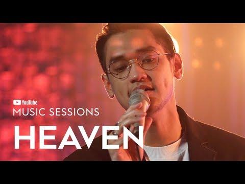 Afgan - Heaven | Live On #YoutubeMusicSessions