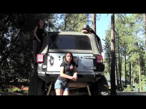 Poison Spyder Bfh Rear Jk Bumper Saved Our Lives Youtube