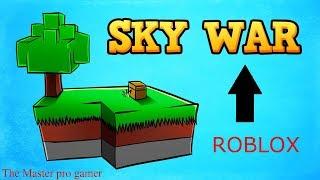 Jugando Skywars en Roblox / TheMasterProGamer