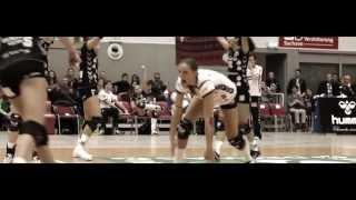 Europacup Halbfinale Volleyball Damen - DRESDNER SC vs NTMK EKATERINBURG