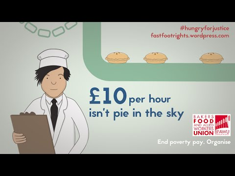 £10 per hour isn't pie in the sky