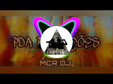 MEGA FUNK - OUTUBRO - MCR DJ(PDA PROD.)🎚🎛💥
