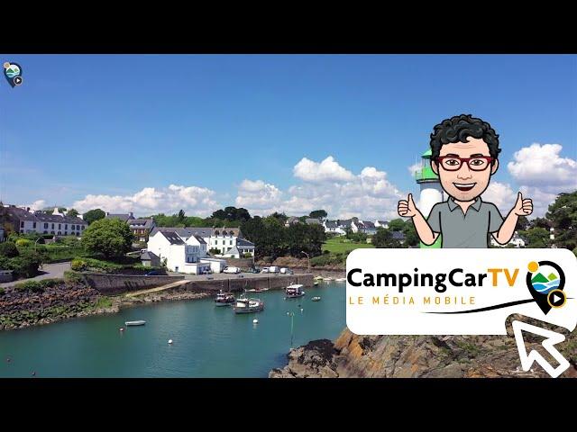 JT en camping-car N°131 - Au pays des rias et des avens