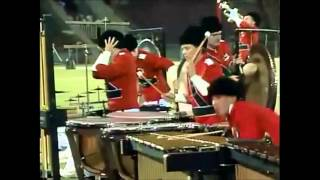 1987 - Santa Clara Vanguard (Russian Christmas Music)