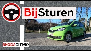 BijSturen - 2017 Skoda Citigo Ambition 1.0 MPI 75PK test review