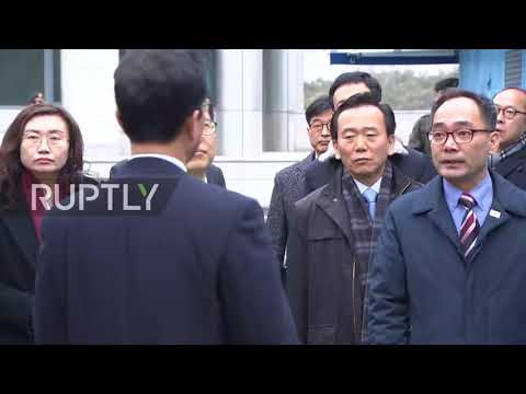 North/South Korea: Seoul and Pyongyang discuss DPRK's participation in Paralympics