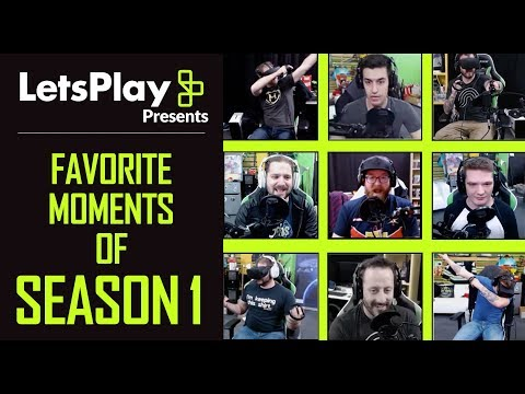 Achievement Hunter's Favorite Moments Of Season 1 | Let's Play Presents | Ubisoft