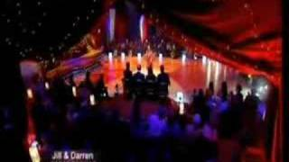 Jill Halfpenny Dances The Jive