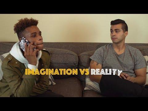 Imagination vs Reality | David Lopez
